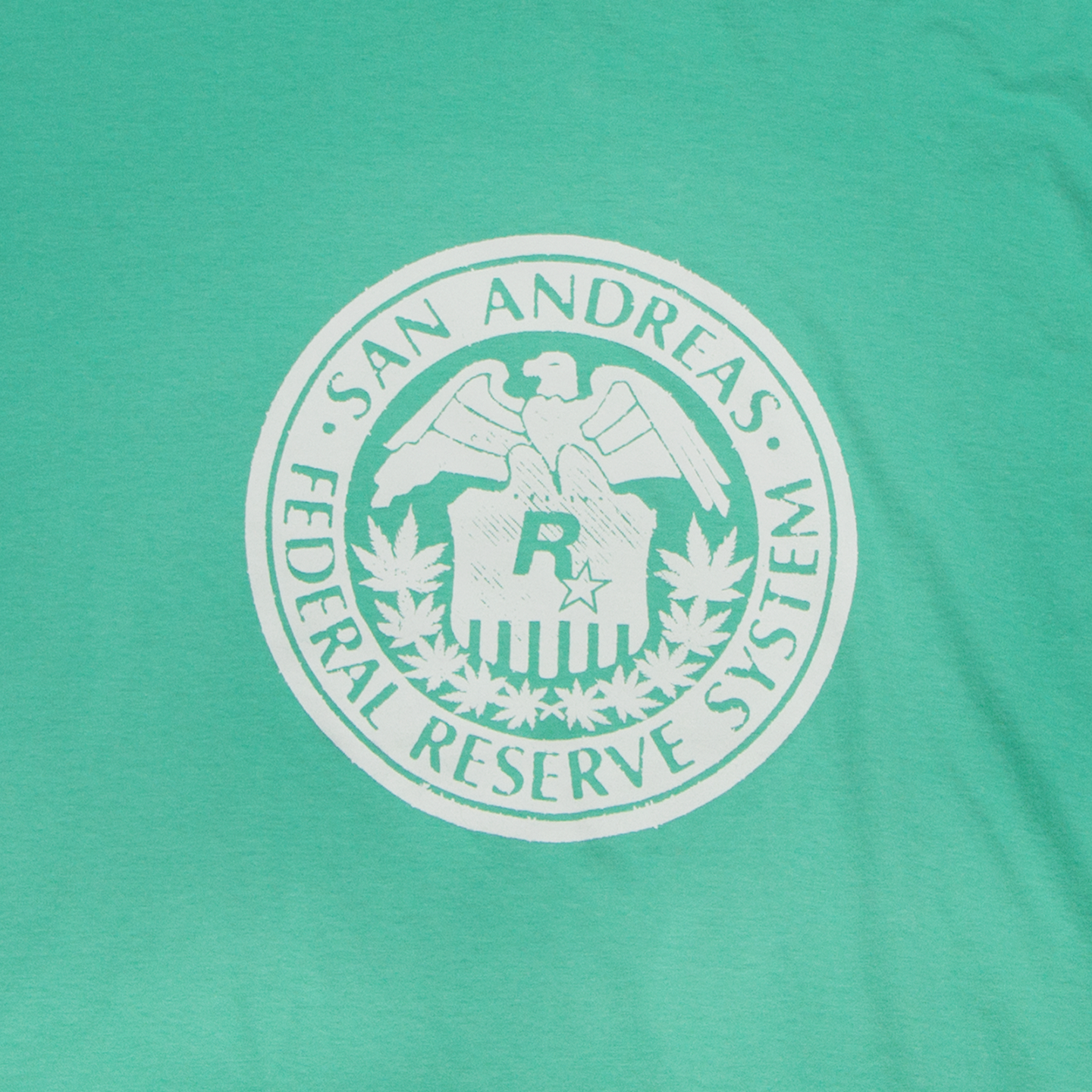 San Andreas Federal Reserve Tee