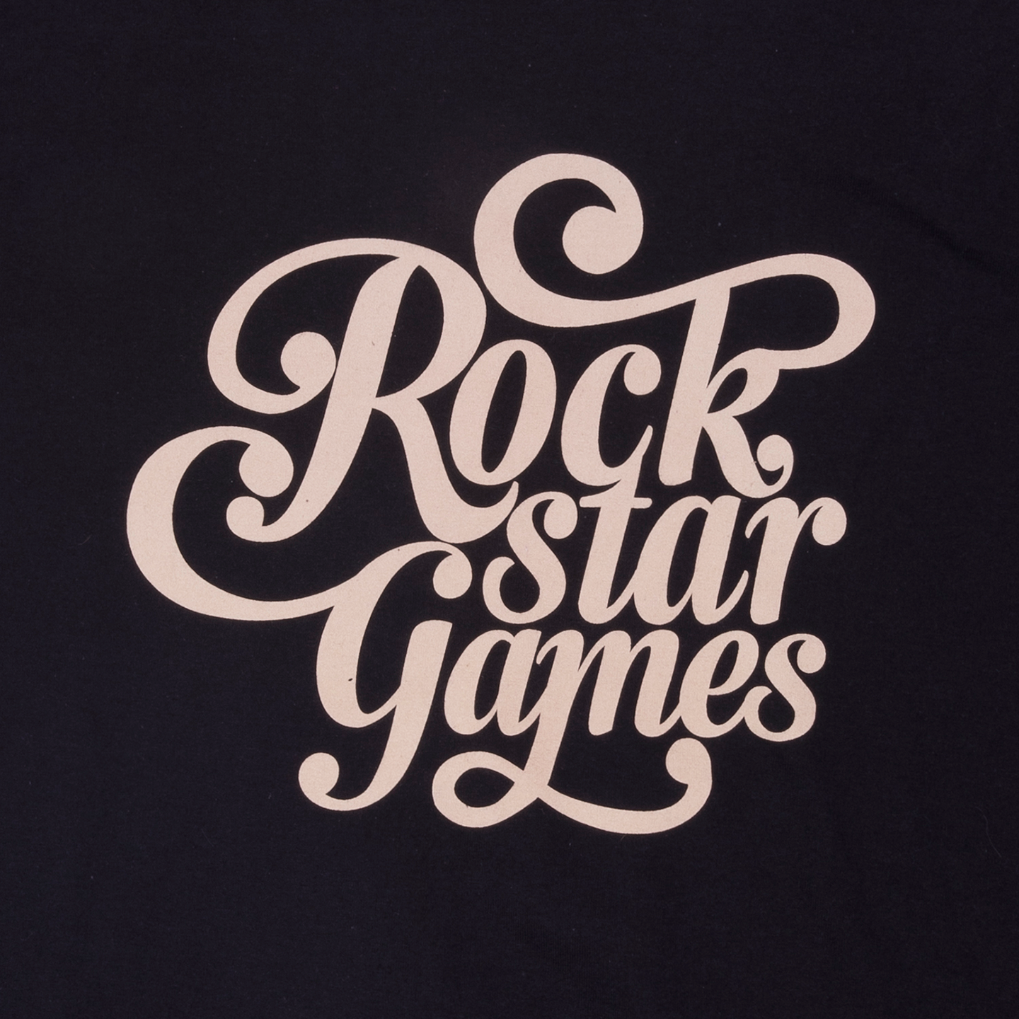 T-shirt Rolling manches longues Rockstar