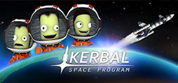 all bloggers den - Kerbal Space Program