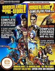 Borderlands The Pre Sequel Guide Book