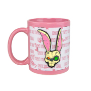 Borderlands 3 Tiny Tina Metal Badge Mug (11oz)
