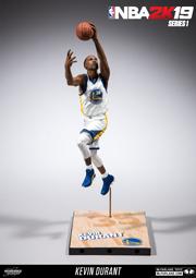 ed37cd8b3c9a McFarlane Toys NBA 2K19 Series 1 - KEVIN DURANT