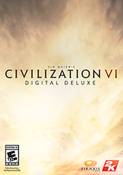 Sid Meier's Civilization® VI Digital Deluxe