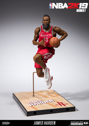 McFarlane Toys NBA 2K19 Series 1 - James Harden