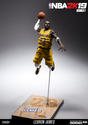 McFarlane Toys NBA 2K19 Series 1 - LeBron James