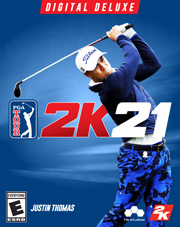 PGA TOUR 2K21 (Digital Deluxe Edition)