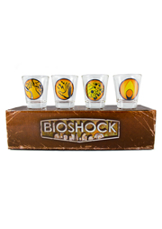 BioShock Plasmid Shot Glasses