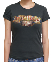 BioShock Infinite Logo T-shirt (Women's)