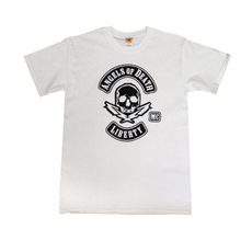 Grand Theft Auto IV - White Angels of Death Tee