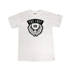 Grand Theft Auto IV - White The Lost Tee