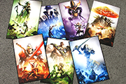 Battleborn® Hero Lithograph Set