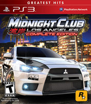 Midnight Club Los Angeles - Complete Edition