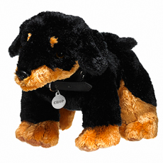 Chop Plush Collectible & Bullet Whistle
