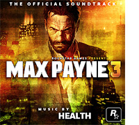 Max Payne 3 Original Soundtrack CD