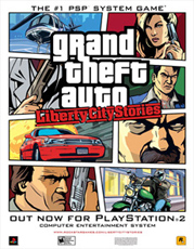 Grand Theft Auto: Liberty City Stories - Poster