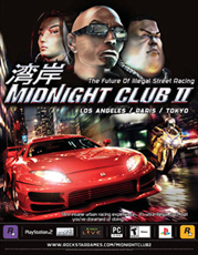 Midnight Club 2 - Poster