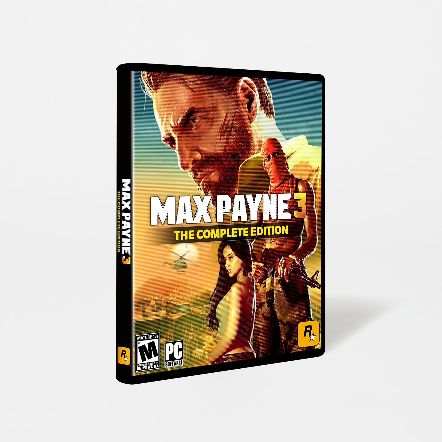 Max Payne 3 The Complete Edition Rockstar Warehouse
