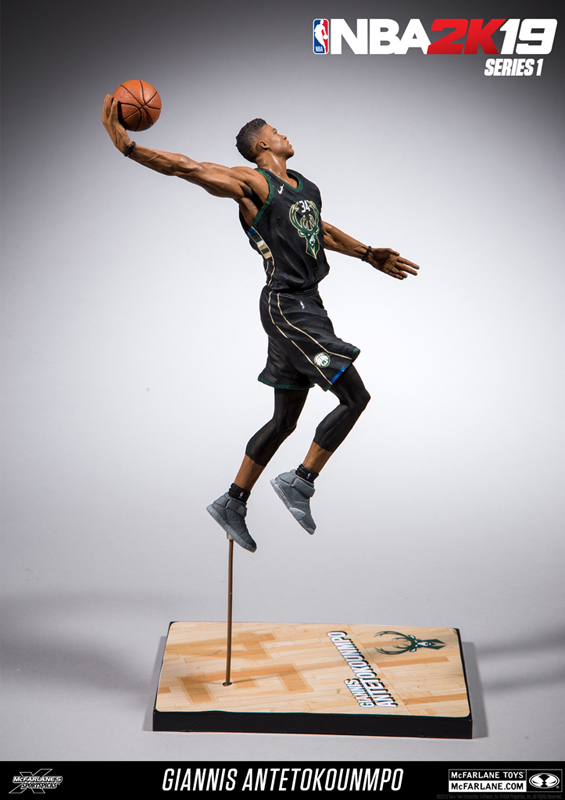 a7d9d243dd96 Antetokounmpo also is the first international NBA player to grace the cover  of NBA 2K. Antetokounmpo is featured in the Bucks green  Icon  jersey.