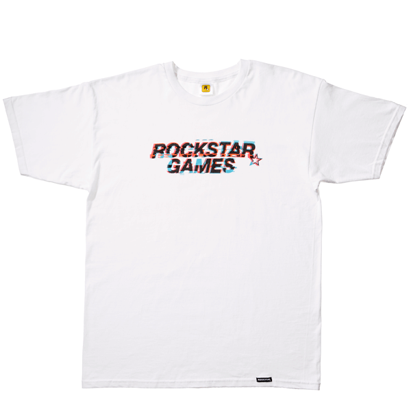 fa801d8c Small Rockstar Games logo below the neckline on the back • Rockstar Games  pull tag at the waist