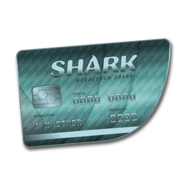 shark cards xbox one megalodon