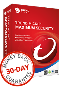Trend Micro Maximum Security 2018, 3 Device