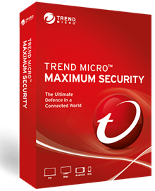 Trend Micro Maximum Security 2019, 3 Device