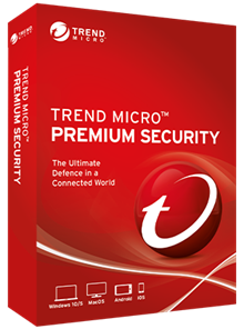 Trend Micro Premium Security 2020, 6 Device