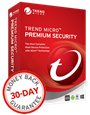 Trend Micro Premium Security 2018, 6 Device 12 Month with Auto-Renew