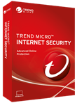 Trend Micro Internet Security 2020, 3 Device 12 Month with Auto-Renew