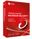 Trend Micro Maximum Security 2020, 3 Device 12 Month with Auto-Renew