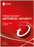 Trend Micro Antivirus+ Security 2021, 1 Device 12 mth
