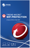 Trend Micro WI-FI Protection, 2 Devices 12 mth