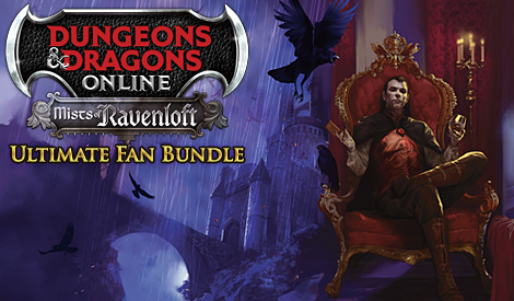 Dungeons & Dragons Online ®: Mists of Ravenloft™ - Ultimate Fan Bundle