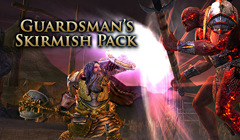 The Lord of the Rings Online™: Guardsman's Skirmish Pack