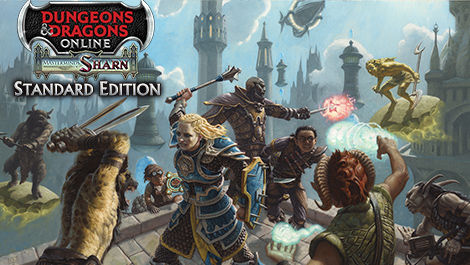 Dungeons & Dragons Online ®: Masterminds of Sharn™ - Standard Edition