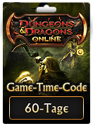 60-Tage-Game-Time-Code von Dungeons & Dragons Online