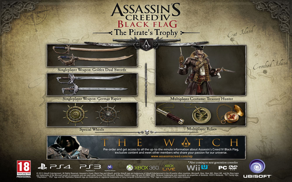 Assassin's creed iv: black flag digital deluxe edition uplay key.