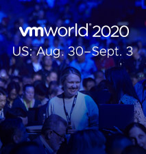 VMworld 2020 US Full Conference Pass