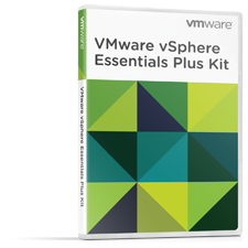 Licencia temporal de VMware vSphere Essentials Plus Kit