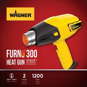 Furno 300 Dual Temperature Heat Gun Wagner Spraytech