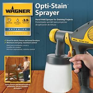 stain sprayer