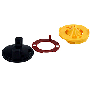 Air Cap for iSpray Front End (Black Needle)