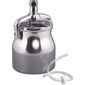600ml Pressure feed cup with lid/yoke assembly