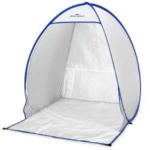Small Spray Shelter