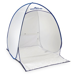 Medium Spray Shelter