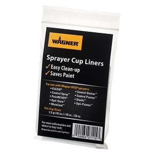 Sprayer Cup Liners