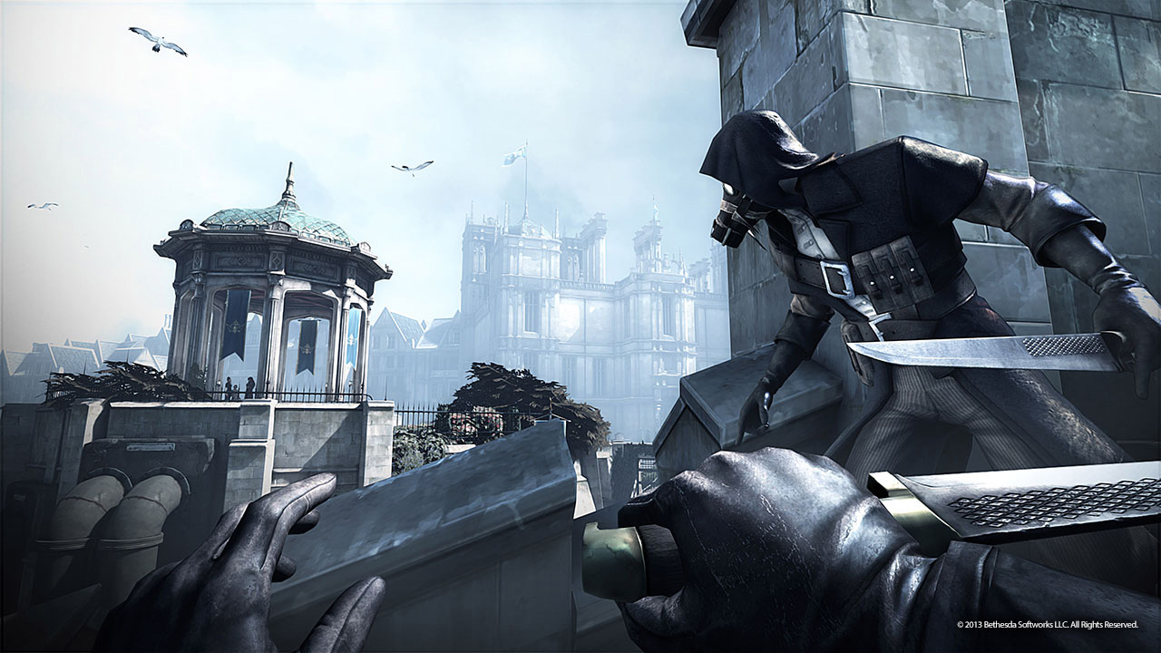 Bethesda Softworks LLC  Online Store - Dishonored - The