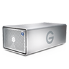 G-RAID Removable Thunderbolt 3 8000GB Silver NA