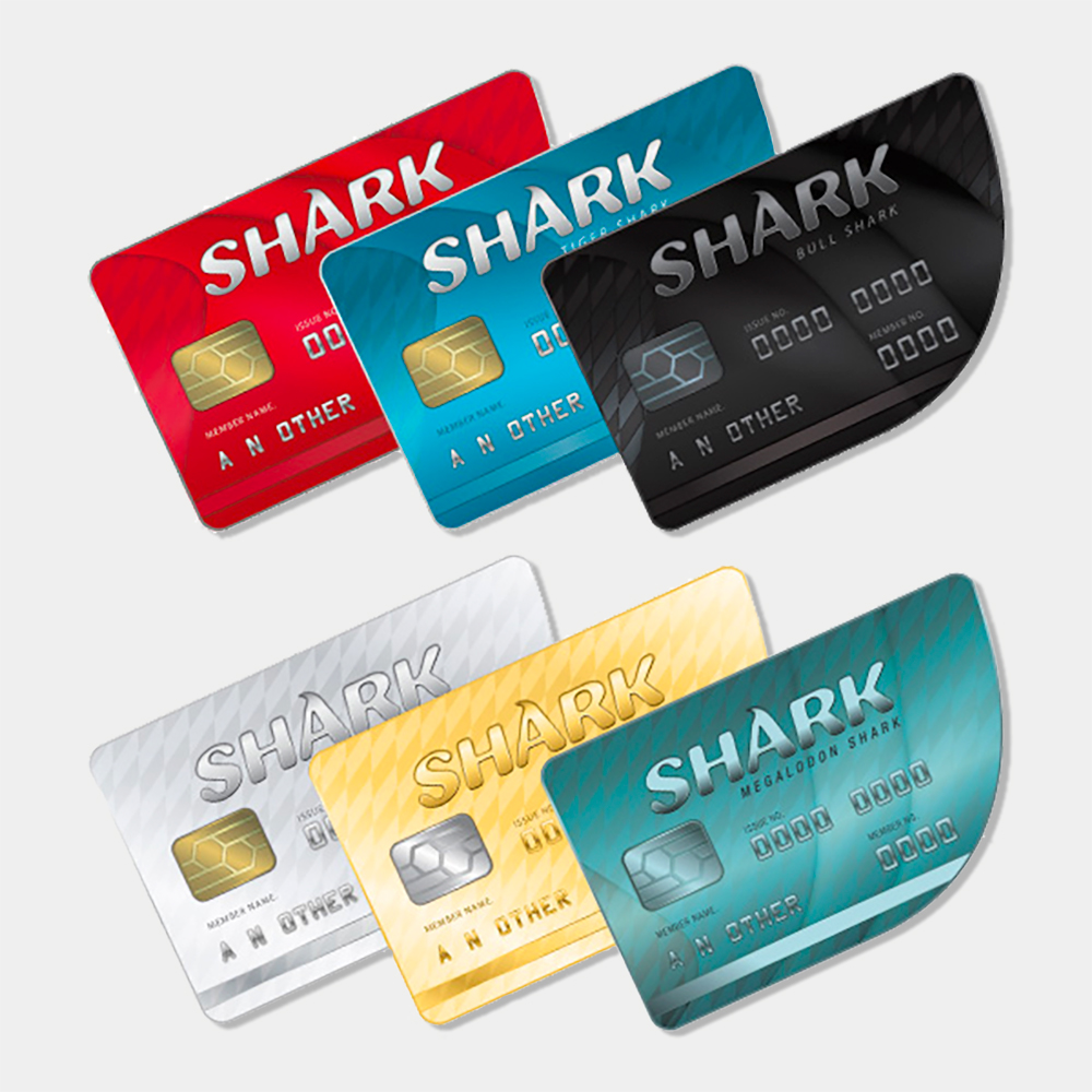 Grand Theft Auto Online: Shark Cash Cards (PC)