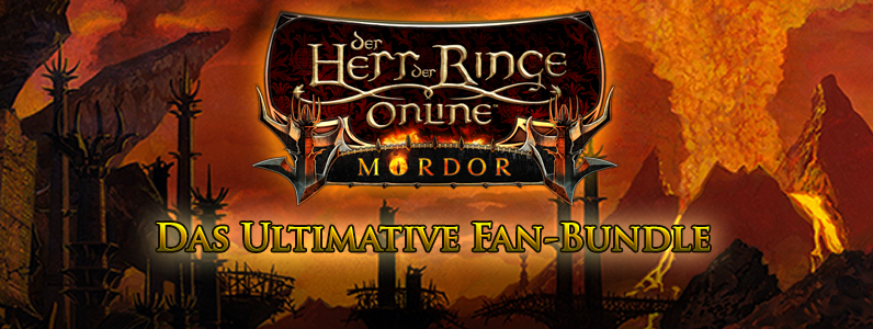Der Herr der Ringe Online™: Mordor™ - Das Ultimative Fan-Bundle
